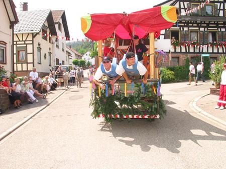 Feuerwehrfest 2003
