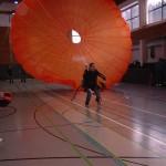 Althofdrachen: Rettungsgerätewerfen 2013