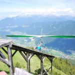 Stubaital: Althofdrachen Clubausflug 2014