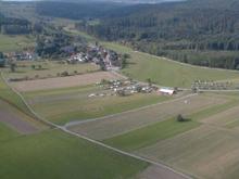 Landeplatz der Althofdrachen - Drachenfliegerverein im Schwarzwald
