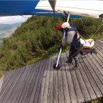 Fliegen macht glücklich - Tandem Drachenfliegen mit Hans Kiefinger in Ruhpolding