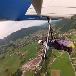 Tandem Drachenfliegen mit Hans Kiefinger in Ruhpolding