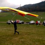 Drachenfliegen Schnupperkurs 2017 bei den Althofdrachen