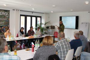 DHV Öffentlichkeitsarbeit Seminar 2017